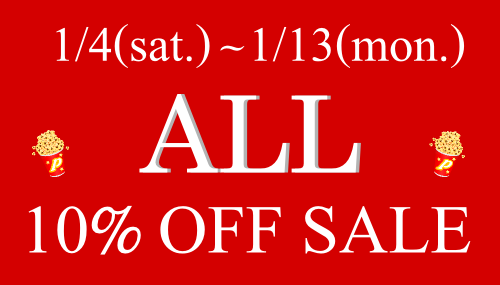 ALL10%OFFSALE