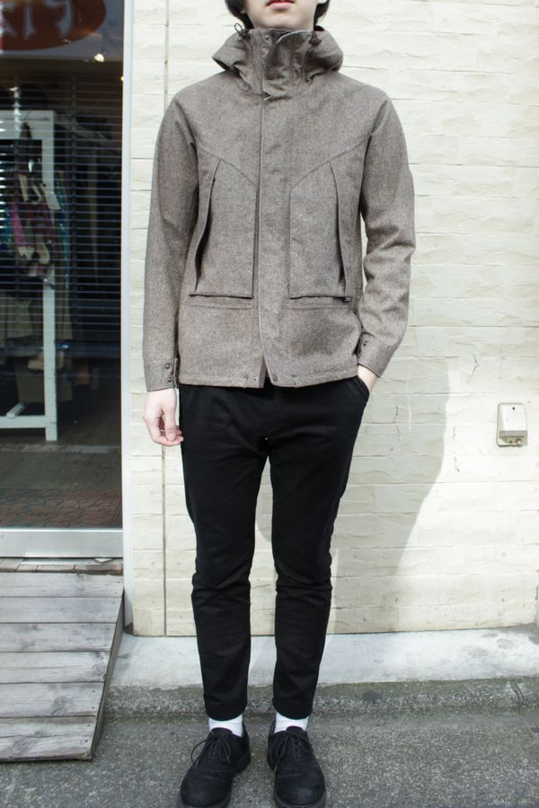 nonnative 10AW MOUNTAINEER JACKET