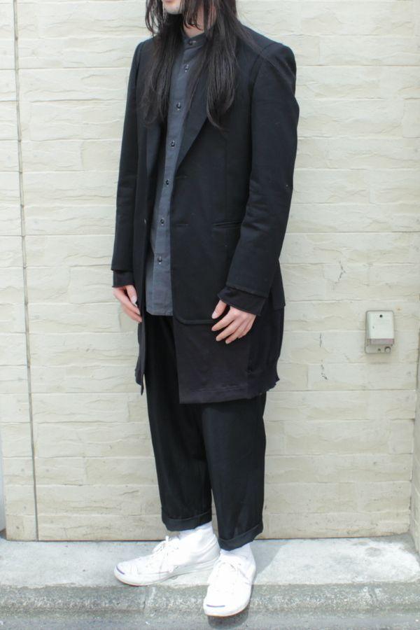 UNDERCOVERISM 14AW ドッキングロングジャケット