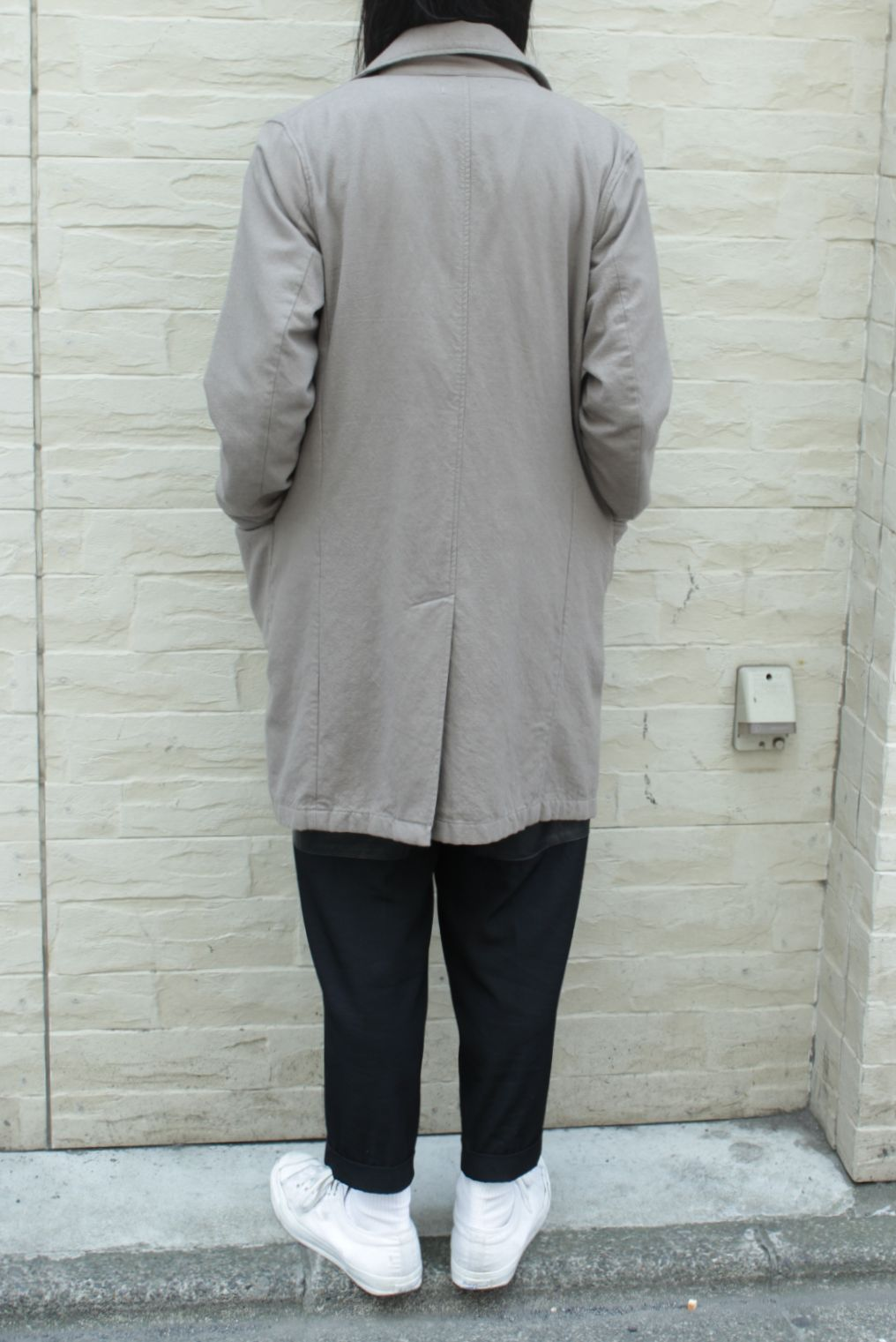 nonnative 13AW DOCTOR COAT