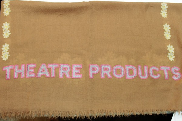 THEATRE PRODUCTSストール