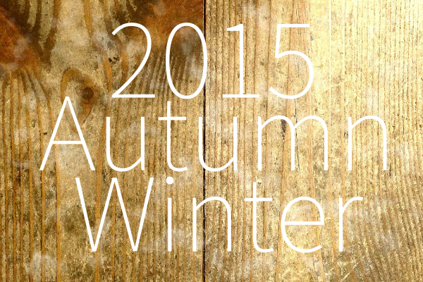 2015 Autumn Winter