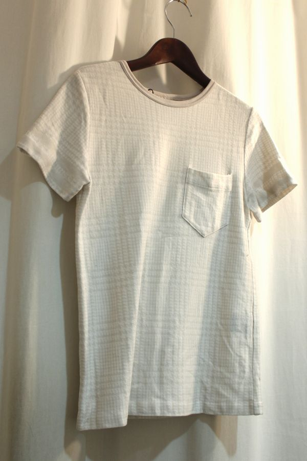 THERERACS 15SS グレンチェック Tシャツ