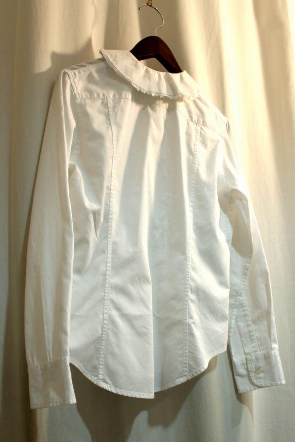 PaulHarnden フリルシャツ