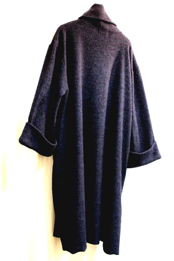 mother mother 14AW FRANZ BIG DRESS ビッグニットワンピース