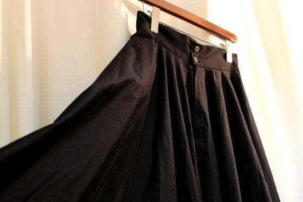 OmasHande オーマスヘンデ 16SS DANDELION SKIRT ロングスカート