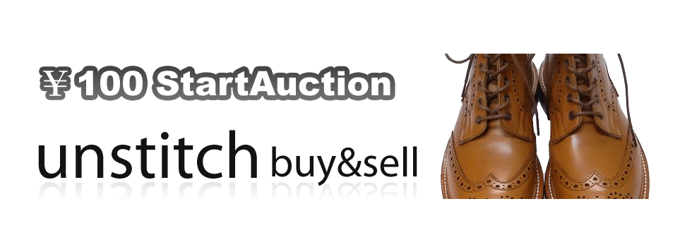 \100StartAuction unstitchbuy&sell